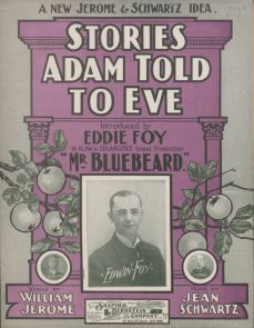 Stories Adam Told to Eve Mr Bluebeard