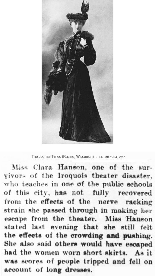 1903 afternoon theater fashions