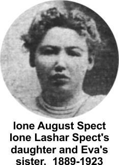 Ione Specht surviving daughter