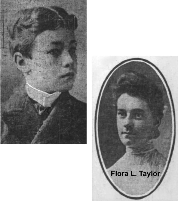 Butler boy and mother and Taylor cousin died at Iroquois theater