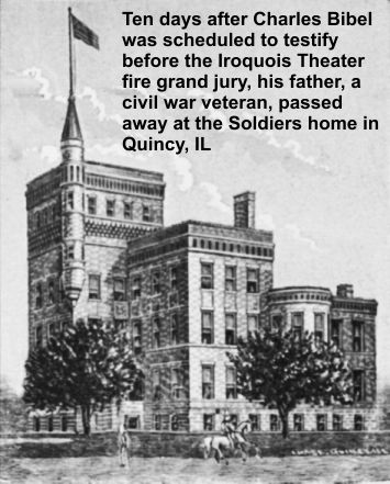 Soldiers and Sailors home in Quincy, IL