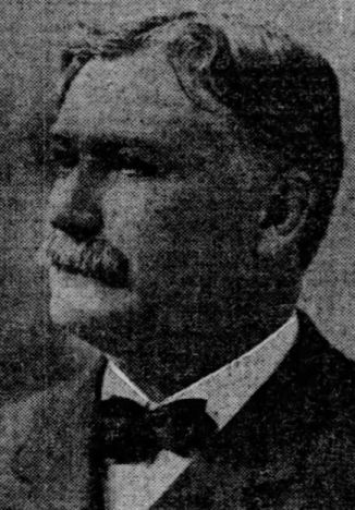 Chicago alderman Luther Friestedt