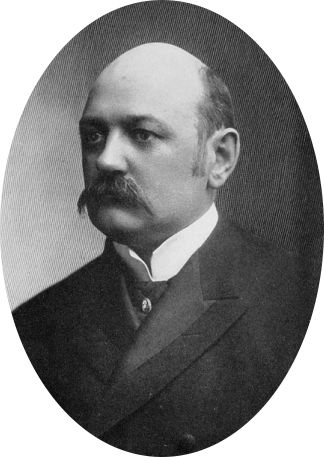 Chicago alderman Frank I. Bennett
