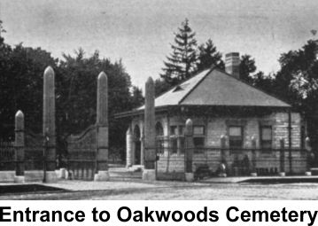 Chicago Oakwoods Cemetery