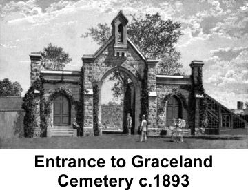 Chicago Graceland Cemetery