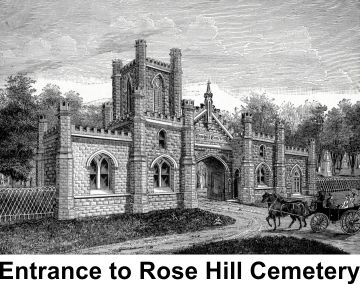 Chicago Rosehill Cemetery