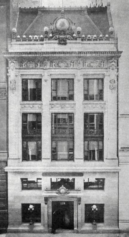 Chicago Edison was located at 139 Adams in Chicago