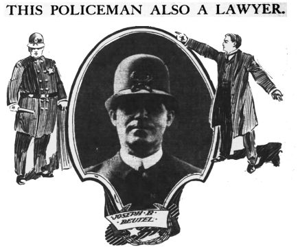 Chicago policeman John H. Keeley
