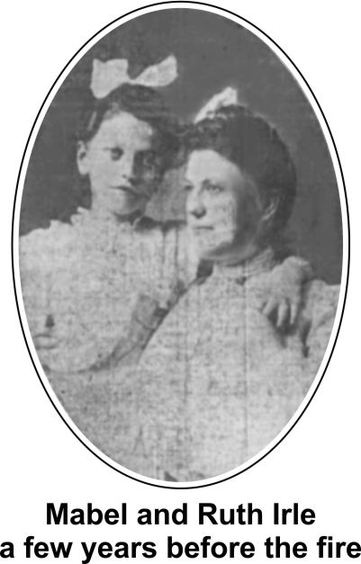 Helen Ainslie and Ruth Irles survived