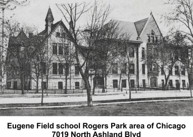 Eugene Field school in Chicago