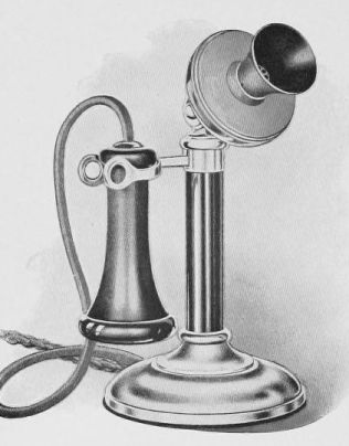 1902 candlestick telephone