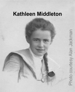 Kathleen Middleton Iroquois Theater victims