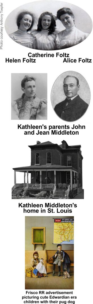 Foltz and Middleton Iroquois Theater victims