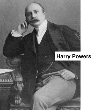Harry Powers of theatrical syndicate