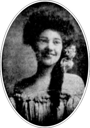 Hazel Ashmore became vaudeville celebrity after Iroquois disaster