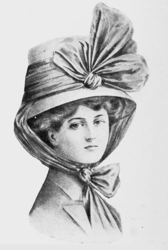 1908 millinery business Victoire