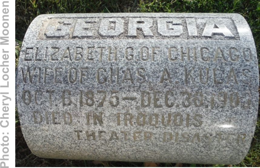 Who was Georgia?