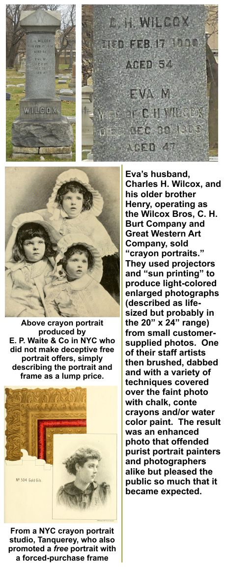 Charles Wilcox was a con man