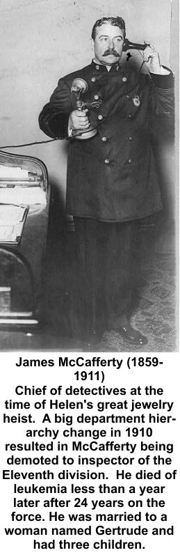 NYPD chief of detectives James McCafferty