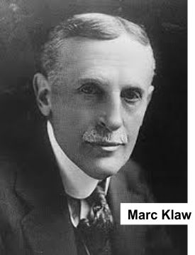 Marc Klaw of theatrical syndicate