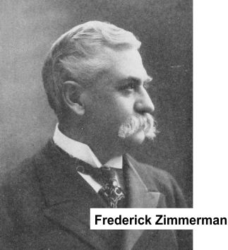 Frederick Zimmerman of theatrical syndicate