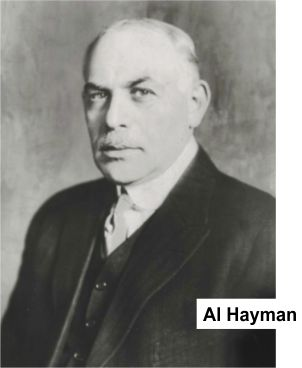 Al Hayman of theatrical syndicate