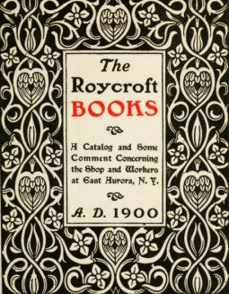 Read about Roycroft Press