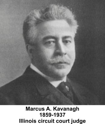 Judge Marcus Kavanagh was tough on crime