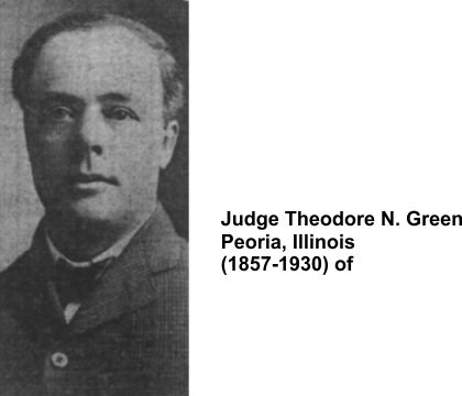 Green succeeded his father on circuit court.