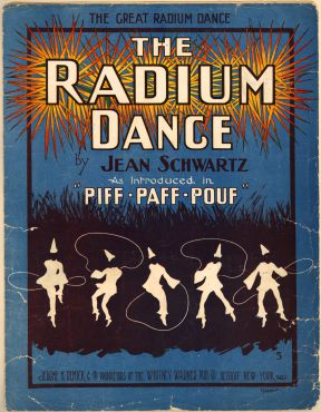 Pony Ballet Radium Dance