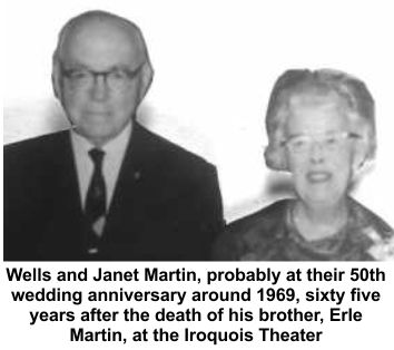 Wells and Janet Martin