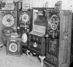 Witz and slot machines