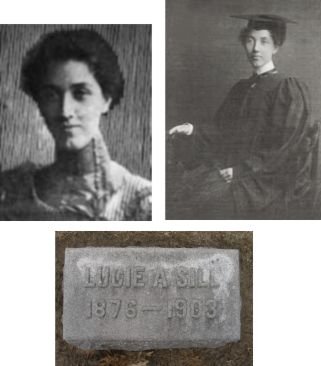 Lucy Sill taught at the Calumet High School