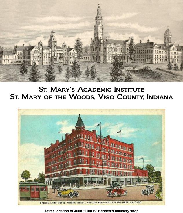 St Mary of the Woods Academy and Drexel Hotel
