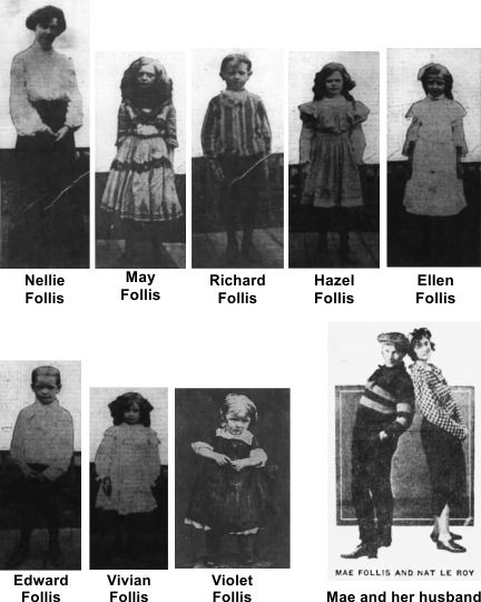 Child acting family in Chicago