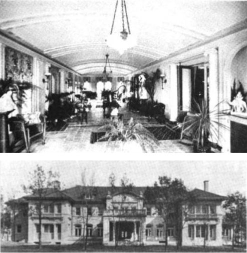 Ernest A. Mayo designed homes for Chicago's wealthy