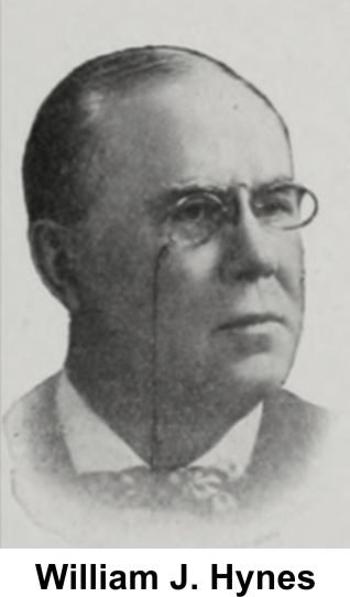 William J. Hynes represented Davis and Powers during coroner's trials