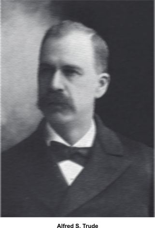 Alfred S. Trude represented Chicago mayor Harrison during Iroquois Theater trials